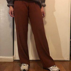 Long Cohen Trousers